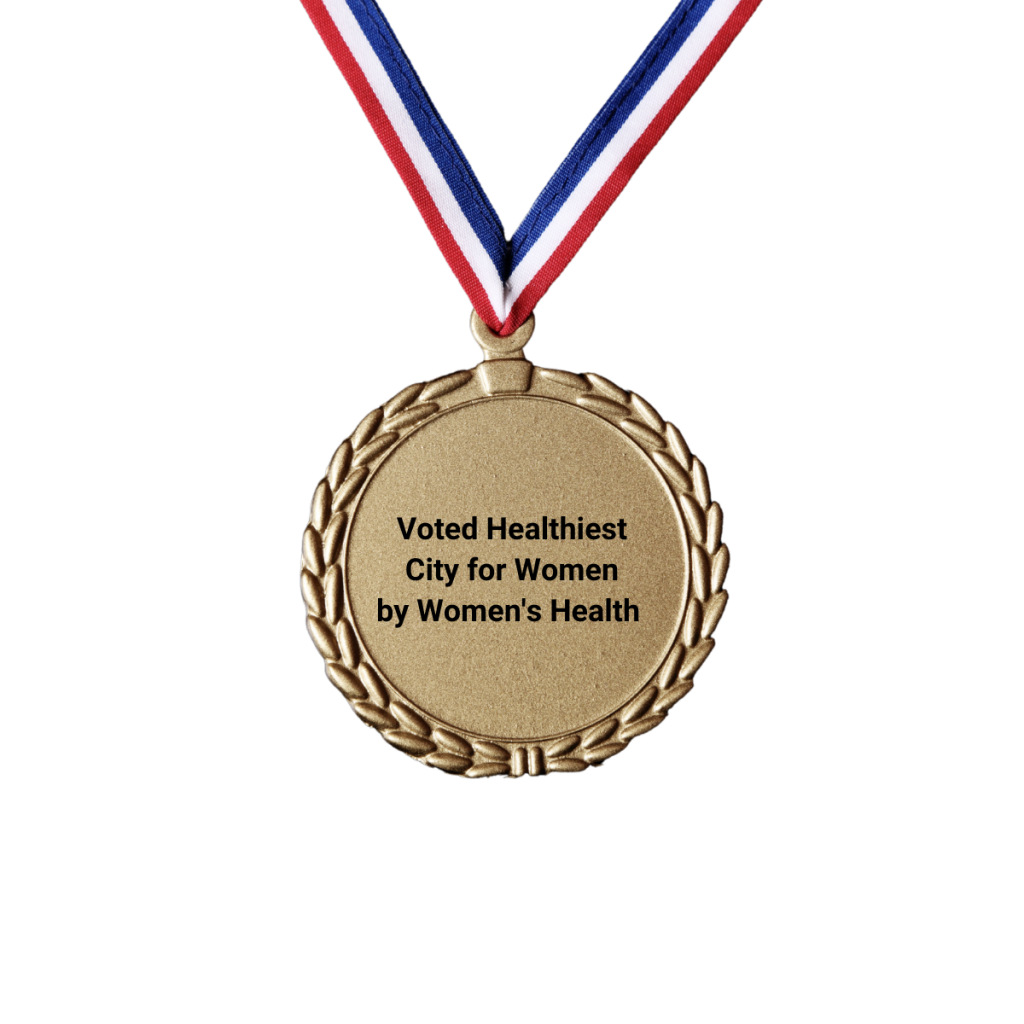 Raleigh was Voted Healthiest City for Women by Women's Health